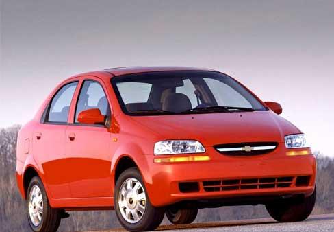 Ремонт Chevrolet Aveo