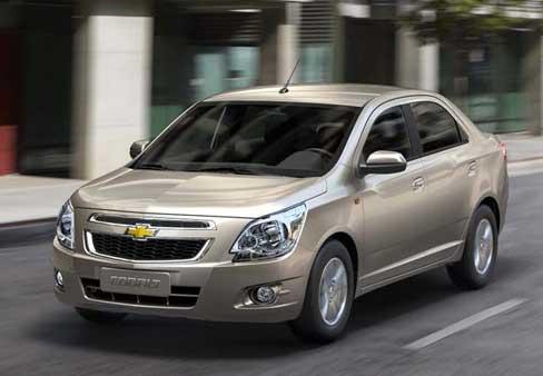Ремонт Chevrolet Cobalt