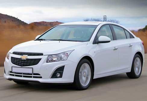Ремонт Chevrolet Cruze