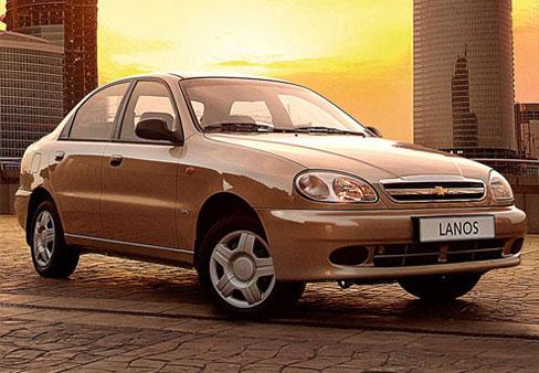 Ремонт Chevrolet Lanos