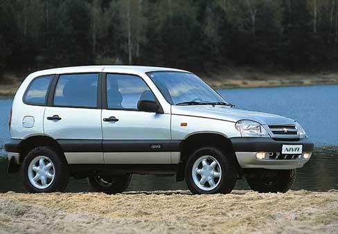 Ремонт Chevrolet Niva
