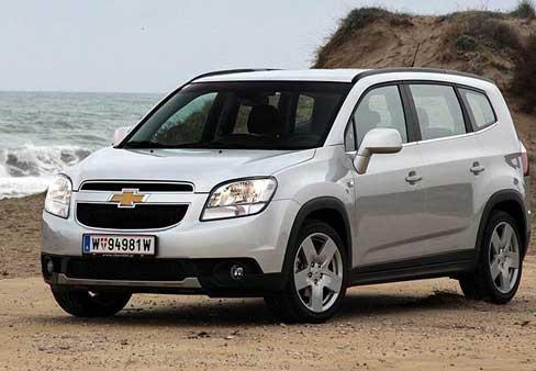 Ремонт Chevrolet Orlando