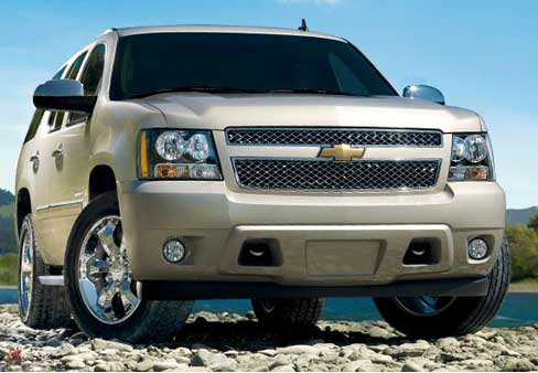 Ремонт Chevrolet Tahoe