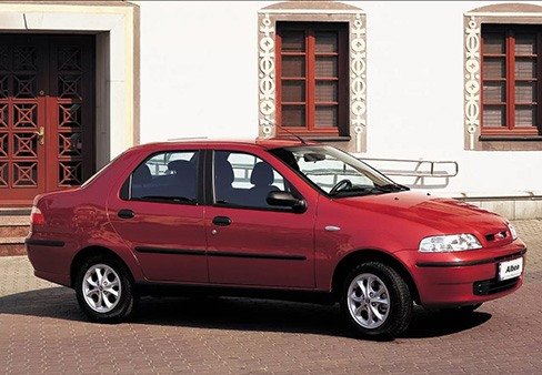 Ремонт Fiat Albea