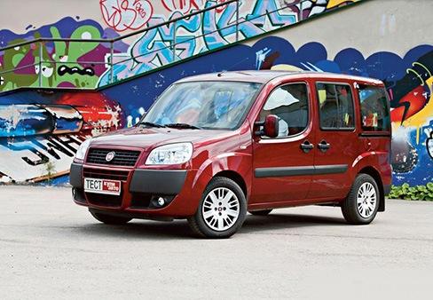 Ремонт Fiat Doblo