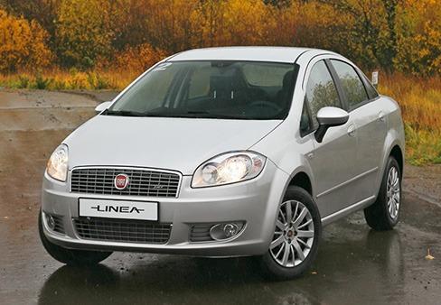 Ремонт Fiat Linea
