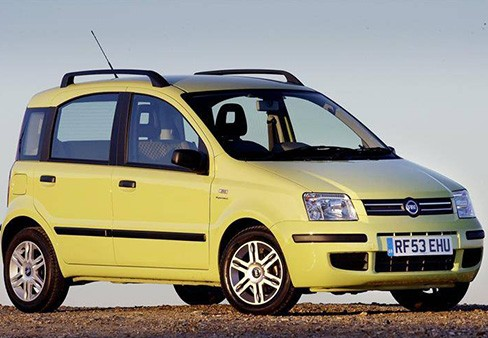 Ремонт Fiat Panda