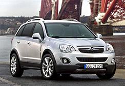 Ремонт Opel Astra H Hatchback