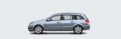 Ремонт Opel Astra H Caravan