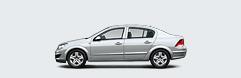 Ремонт Opel Astra H Sedan