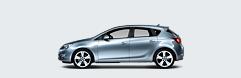 Ремонт Opel Astra Hatchback