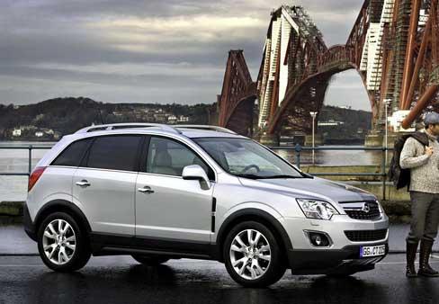 Ремонт Opel Antara