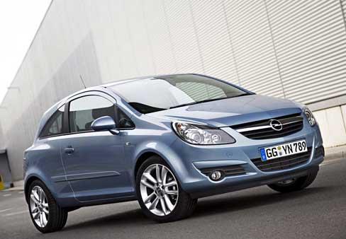 Ремонт Opel Corsa