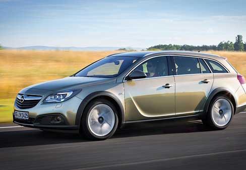 Ремонт Opel Insignia