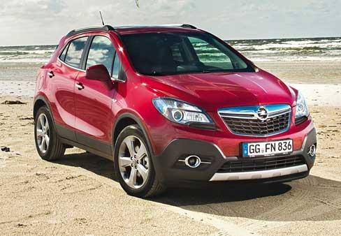 Ремонт Opel Mokka