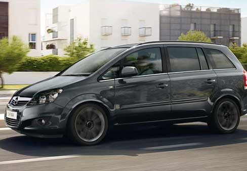 Ремонт Opel Zafira