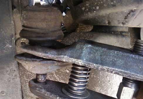 Замена рулевого наконечника на Опель Корса